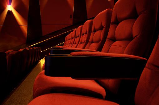 Film Festival「Movie Theater Seats」:スマホ壁紙(6)