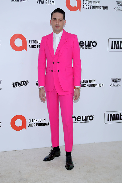Hot Pink「28th Annual Elton John AIDS Foundation Academy Awards Viewing Party Sponsored By IMDb, Neuro Drinks And Walmart - Arrivals」:写真・画像(2)[壁紙.com]