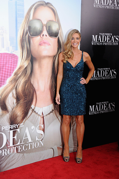"""Form Fitted Dress「""""Tyler Perry's Madea's Witness Protection"""" New York Premiere - Inside Arrivals」:写真・画像(3)[壁紙.com]"""