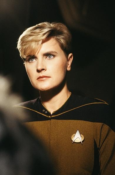 Star Trek Television Series「Actress Denise Crosby of Star Trek: The Next Generation」:写真・画像(3)[壁紙.com]