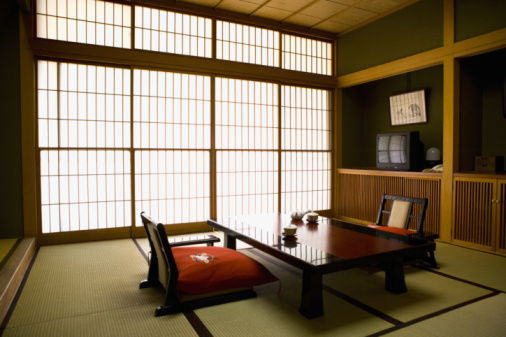 Seat「Image of the Room at a Traditional Japanese Inn」:スマホ壁紙(3)