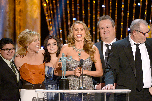 Modern Family - Television Show「20th Annual Screen Actors Guild Awards - Show」:写真・画像(8)[壁紙.com]