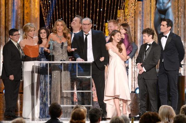 アリエル ウィンター「20th Annual Screen Actors Guild Awards - Show」:写真・画像(16)[壁紙.com]