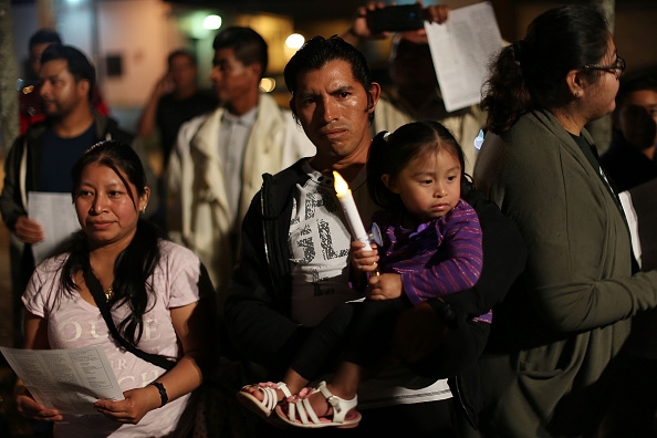 USA「Immigration Activists Demonstrate Against Deportation Raids」:写真・画像(19)[壁紙.com]
