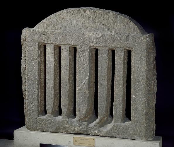 Architectural Feature「Limestone Lattice For A Window」:写真・画像(3)[壁紙.com]