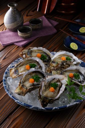 Sake「Oyster」:スマホ壁紙(6)
