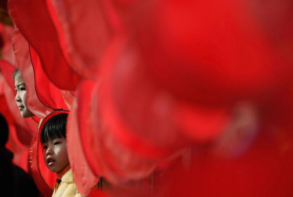 Selective Focus「Chinese Celebrate New Year」:写真・画像(1)[壁紙.com]