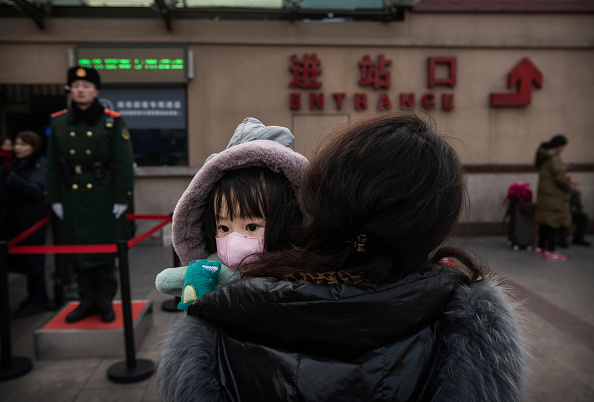 Girls「Concern In China As Mystery Virus Spreads」:写真・画像(19)[壁紙.com]
