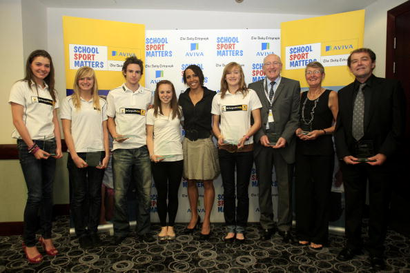 Ashwood「Aviva School Sport Matters Awards」:写真・画像(9)[壁紙.com]
