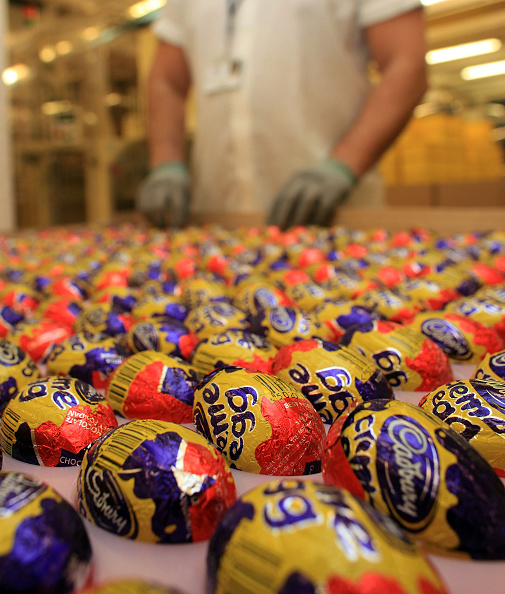 Candy Store「Chocolate Production Continues At Cadbury During Hostile Takeover Bids」:写真・画像(7)[壁紙.com]