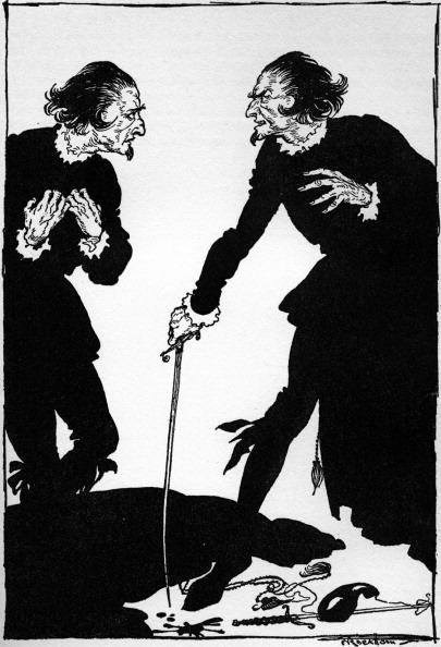 Horror「'William Wilson' by Edgar Allan Poe」:写真・画像(5)[壁紙.com]