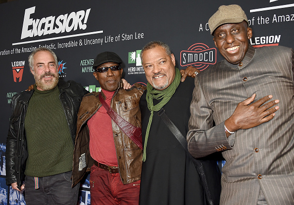 Bill Duke「Excelsior! A Celebration Of The Amazing, Fantastic, Incredible And Uncanny Life Of Stan Lee - Arrivals」:写真・画像(7)[壁紙.com]