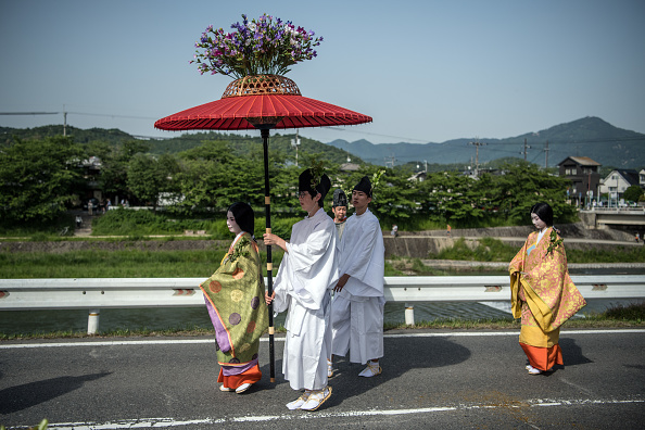 葵祭「Aoi Festival In Kyoto」:写真・画像(13)[壁紙.com]