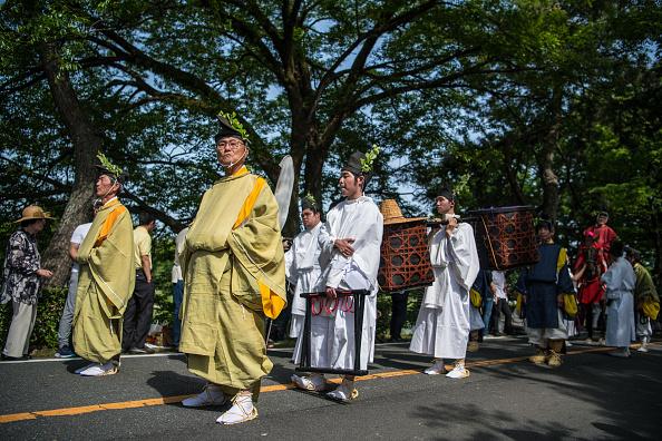 葵祭「Aoi Festival In Kyoto」:写真・画像(1)[壁紙.com]