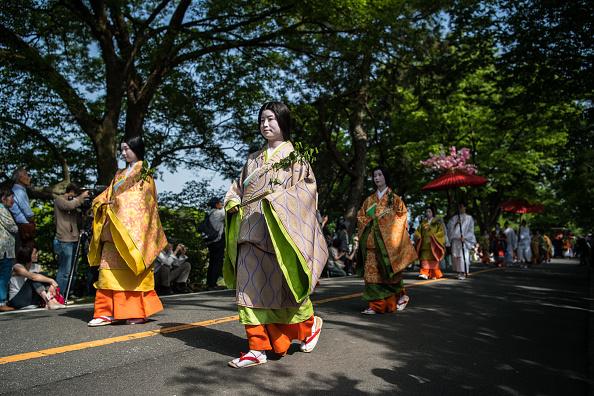 葵祭「Aoi Festival In Kyoto」:写真・画像(6)[壁紙.com]
