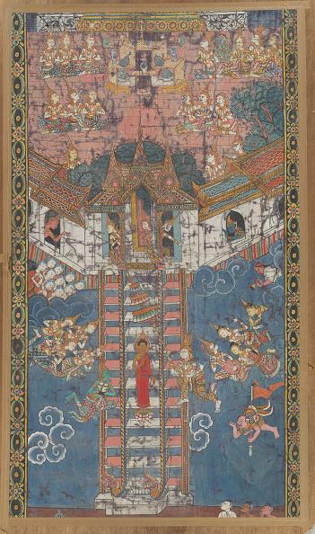 Metropolitan Museum Of Art - New York City「The Buddha Descending From Trayastrimsa Heaven At Sankissa」:写真・画像(10)[壁紙.com]
