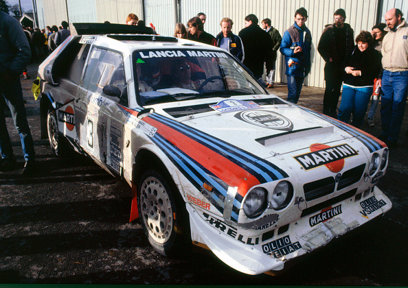 Rally Car Racing「Lancia Delta S4」:写真・画像(15)[壁紙.com]