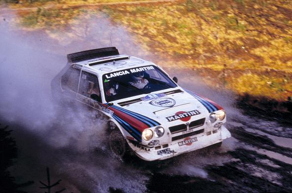Rally Car Racing「Lancia Delta S4 RAC Rally 1986」:写真・画像(3)[壁紙.com]