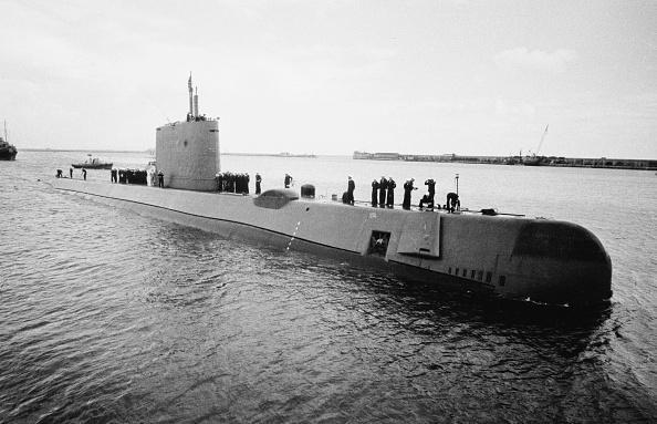 1958「USS Nautilus」:写真・画像(6)[壁紙.com]