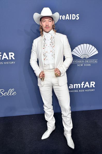 White Boot「2020 amfAR New York Gala - Arrivals」:写真・画像(14)[壁紙.com]