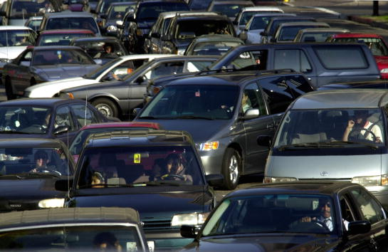 USA「Study Declares Los Angeles to Have Nation's Worst Traffic」:写真・画像(0)[壁紙.com]