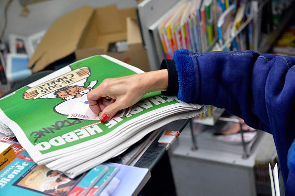 Publication「First International Edition Of Charlie Hebdo Published Since Paris Terror Attacks」:写真・画像(17)[壁紙.com]