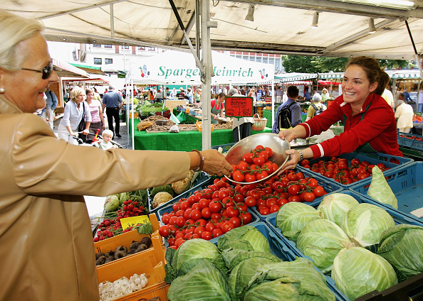Vegetable「Germany Debates Effects Of Value Added Tax」:写真・画像(17)[壁紙.com]
