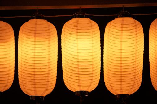 Paper Lantern「Paper lanterns」:スマホ壁紙(0)