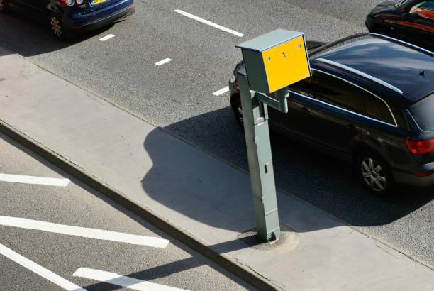 Yellow box speed camera, Central London, UK:ニュース(壁紙.com)