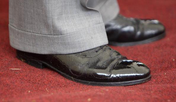 靴「Prince Of Wales Visits St Pancras Almshouses」:写真・画像(16)[壁紙.com]