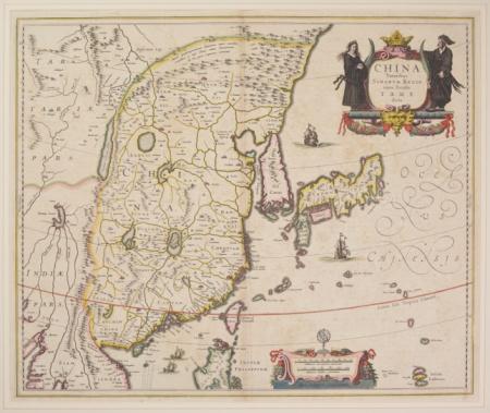 Latitude「Map of China」:スマホ壁紙(12)
