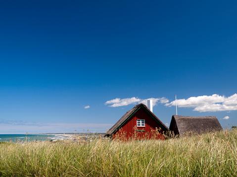 Jutland「Cottage in Loenstrup, Denmark」:スマホ壁紙(6)