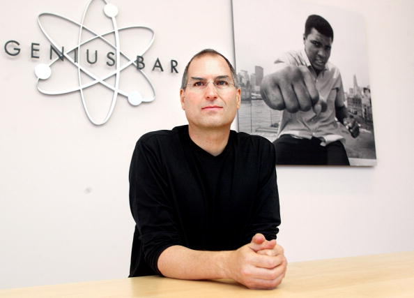 Steve Jobs「Macworld Conference and Expo」:写真・画像(18)[壁紙.com]