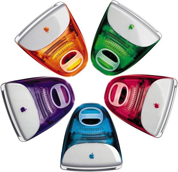 Colors「Apple Challenge To Conventional Computer Design」:写真・画像(3)[壁紙.com]