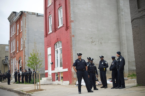 Anticipation「Protests Continue After Death Of Baltimore Man While In Police Custody」:写真・画像(7)[壁紙.com]