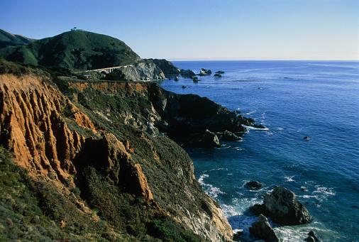 Big Sur「Coastline, Big Sur, California, USA」:スマホ壁紙(0)