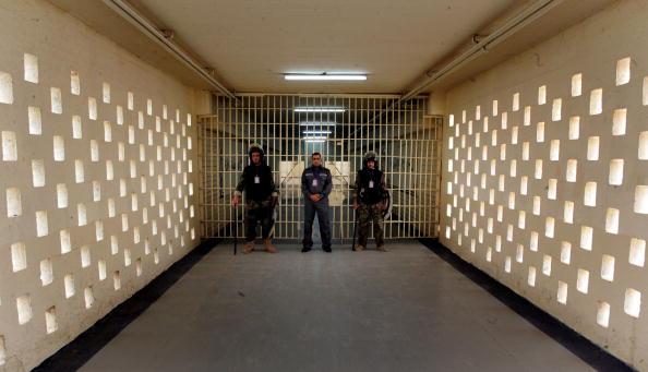 Baghdad「Iraq Reopens the Notorious Abu Ghraib Prison as Baghdad Central Prison」:写真・画像(4)[壁紙.com]