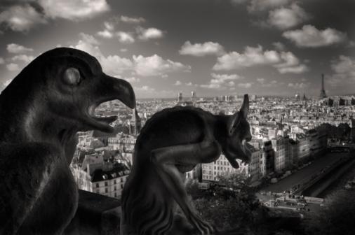 Evil「Paris」:スマホ壁紙(4)