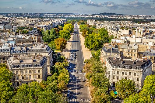 Boulevard「Paris」:スマホ壁紙(3)