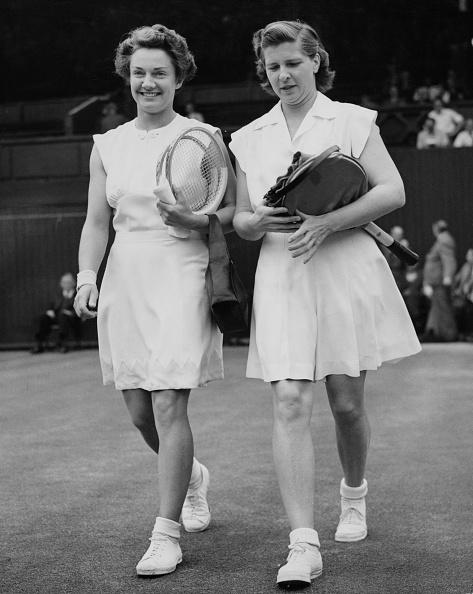 1949「Wimbledon Lawn Tennis Championships」:写真・画像(8)[壁紙.com]