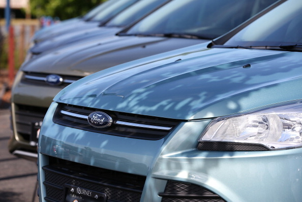 Ford Motor Company「Ford Recalls Over 400,000 2013 Vehicles Over Fuel Tank Leaks」:写真・画像(10)[壁紙.com]