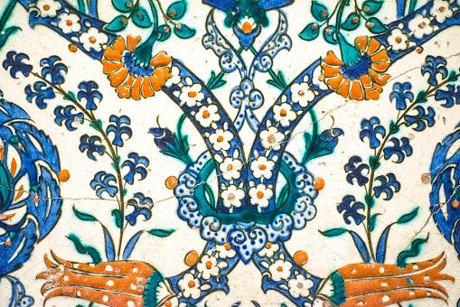 Manuscript「old byzantine tile」:スマホ壁紙(8)