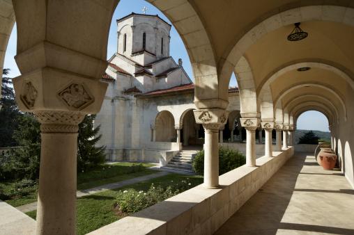 Wooden Post「Old Byzantine Architecture」:スマホ壁紙(8)