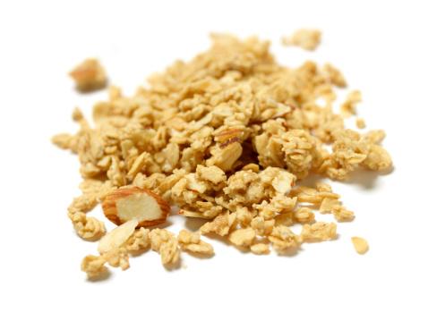 Oats - Food「Honey Almond Granola」:スマホ壁紙(13)