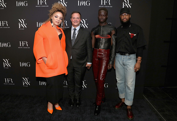 """Ethan Miller「IMG And Harlem Fashion Row Host """"Next Of Kin"""": An Evening Honoring Ruth E. Carter - Arrivals」:写真・画像(2)[壁紙.com]"""
