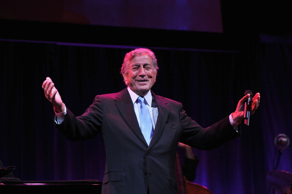 Larry Busacca「Tony Bennett And Susan Benedetto Host 6Th Annual Exploring The Arts Gala」:写真・画像(1)[壁紙.com]