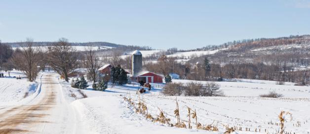 Snow Machine「Framstead on a Winter Morning」:スマホ壁紙(7)