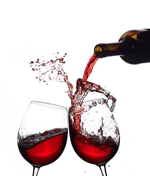 Red wine splashing:スマホ壁紙(壁紙.com)