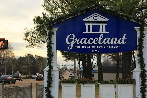 Overgrown「Roadside sign of Graceland」:スマホ壁紙(18)