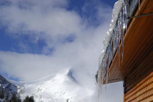 スキー「ホテル最上階のマウンテンビュー XL」:スマホ壁紙(5)